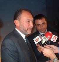 Pdl Senatore Antonio d'Alì eletto